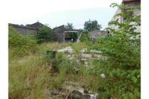 Dijual Sebidang Tanah Bekas Pabrik Lokasi Dekat Jalan Raya