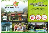 mau punya rumah Tanpa DP daerah Bandung timur minimalis promo