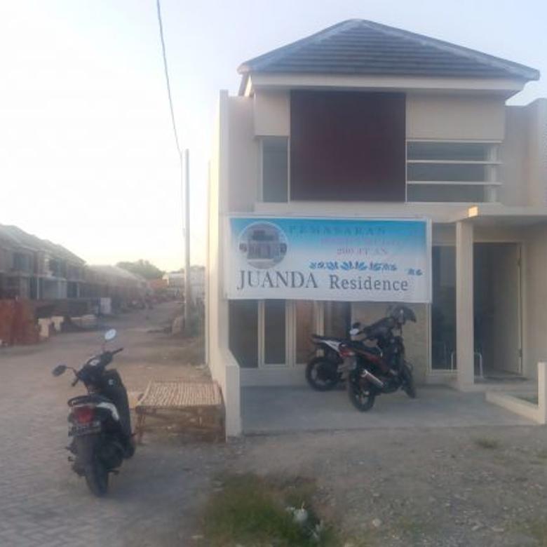 Juanda Residence dkt Bandara Juanda 300 jt dpt cashback 150 jt
