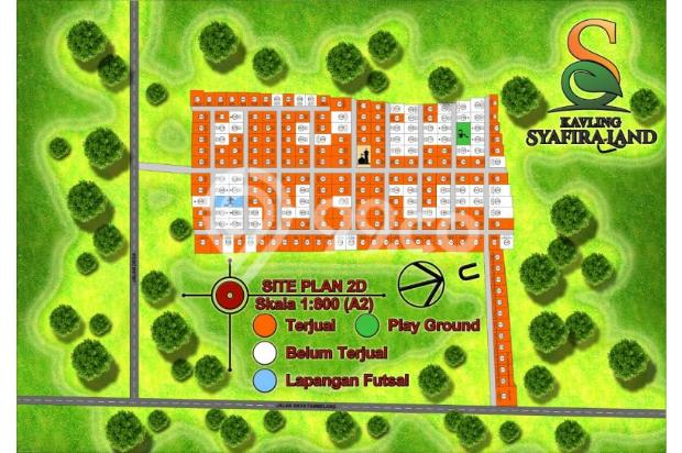 Syafira land special price gathering hanya 79.44jt 17793257