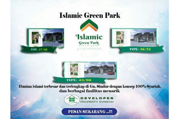 islamic green park 17935097
