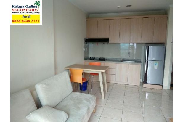 Apartemen di MOI, Tower SFB, bagus, full furnished, view lepas, 2BR 17149858