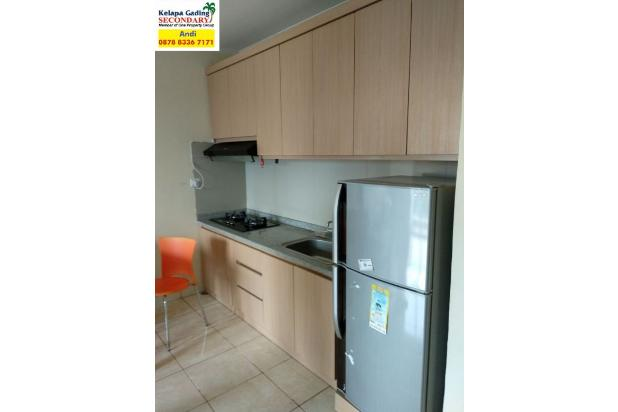 Apartemen di MOI, Tower SFB, bagus, full furnished, view lepas, 2BR 17149867