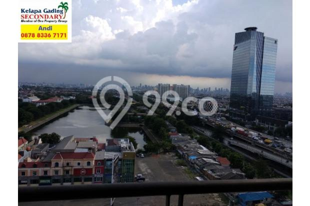 Apartemen di MOI, Tower SFB, bagus, full furnished, view lepas, 2BR 17149870