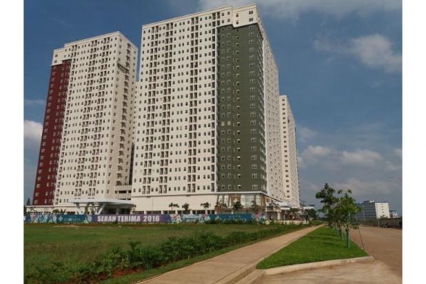 Apartemen Kota Ayodhya Type Studio. Luas 23,8 m 9551058