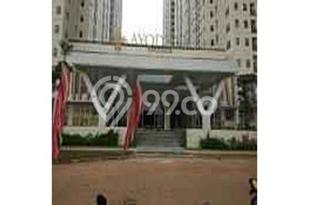 Apartemen Kota Ayodhya Type Studio. Luas 23,8 m 9551081