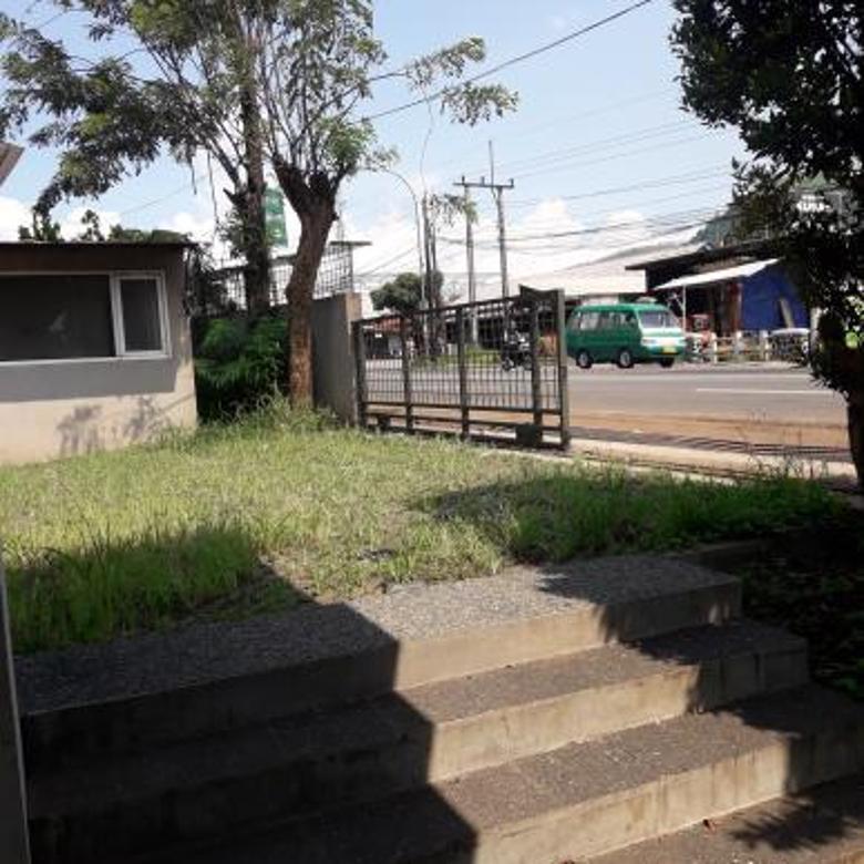 Bangunan  untuk Restoran/Rumah Harga Murah Mainroad di Nagreg Bandung