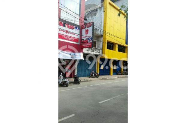 Dijual Ruko 3 Pintu di Brigjen Katamso 9025043
