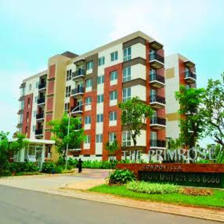 1 Unit Apartemen The Primrose Condovilla Summarecon Bekasi
