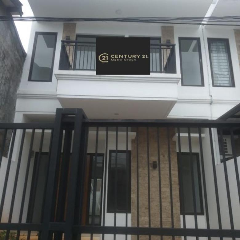 Dijual Rumah Baru Bangun Minimalis 2 lantai di Rawamangun