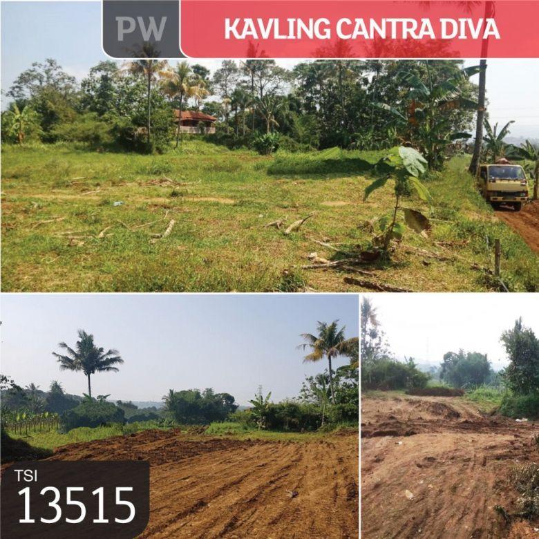 Kavling Cantra Diva, Bogor, 282,00 m², SHM