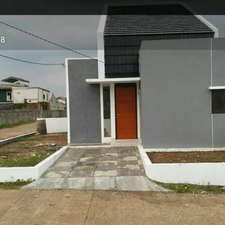 DP 15 Jt, Rumah Baru Dekat Pintu Tol Soroja, Soreang.