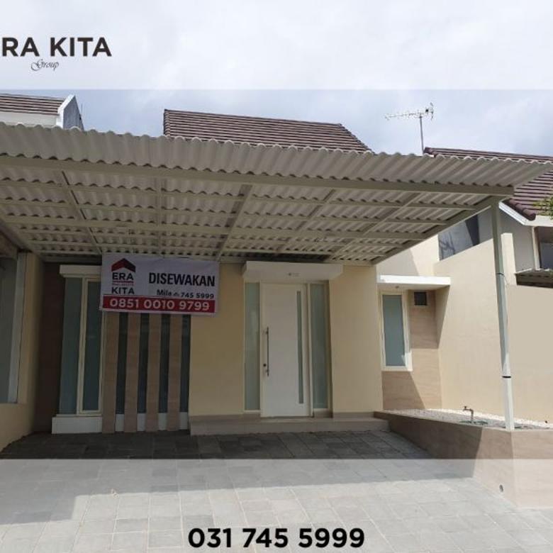 Sewa Rumah Baru Di Taman Puspa Raya Citraland, 2BR