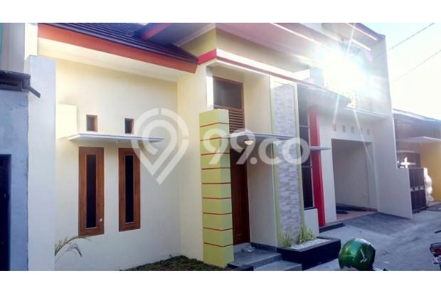 Rumah Baru Minimalis Modern 2 Lantai di Selatan JEC 3153171