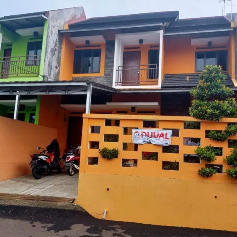 Dijual Rumah Besar 2 Lantai, Lokasi Bubulak Bogor