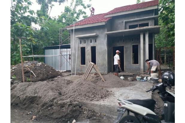 Rumah Proses Finishing Harga Murah, Rumah Di Bangunjiwo 15037117