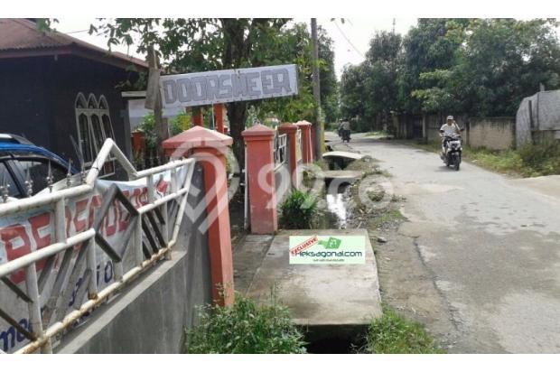 Dijual Rumah Murah Jl. Masjid Al Mubiin, Percut Sei Tuan Medan hks5351 16577526