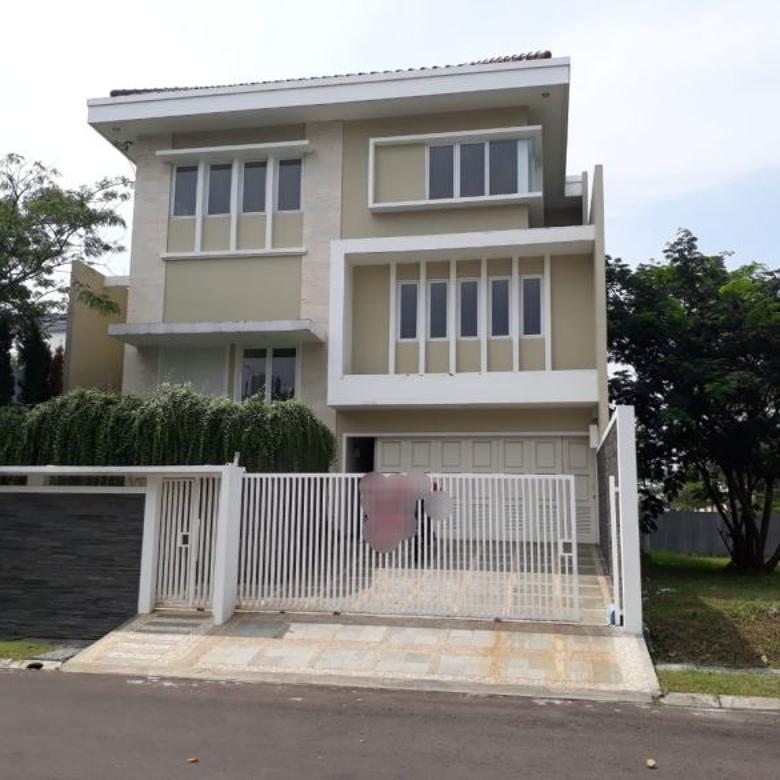 Rumah 3 lantai di Citra Garden 6 (blue ginger), Jakarta Barat