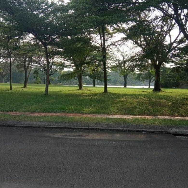 Kavling Danau Biru , Alam Sutera Tangerang