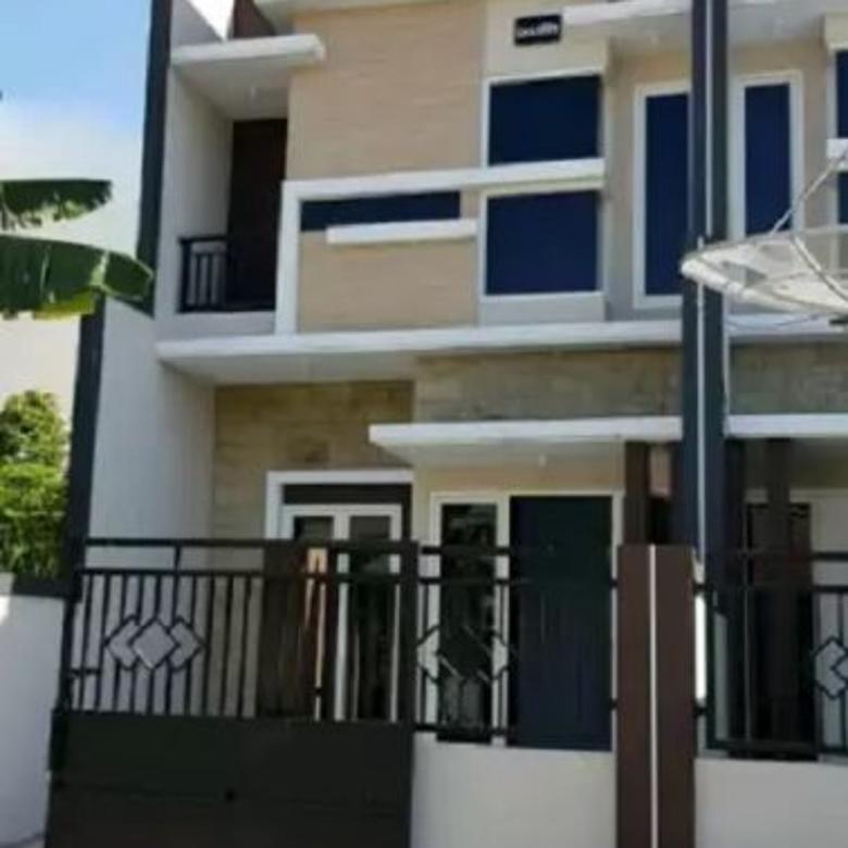 Rumah 2 Lantai New Gress Ikip Gunung Anyar