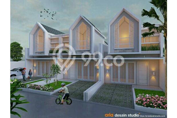 Rumah 2 lantai murah di Cihanjuang Cimahi, Strategis Dekat jalur Angkot 17996155