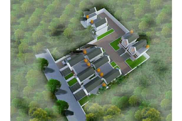 Rumah 2 lantai murah di Cihanjuang Cimahi, Strategis Dekat jalur Angkot 17996206