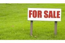 Dijual  tanah pekarangan