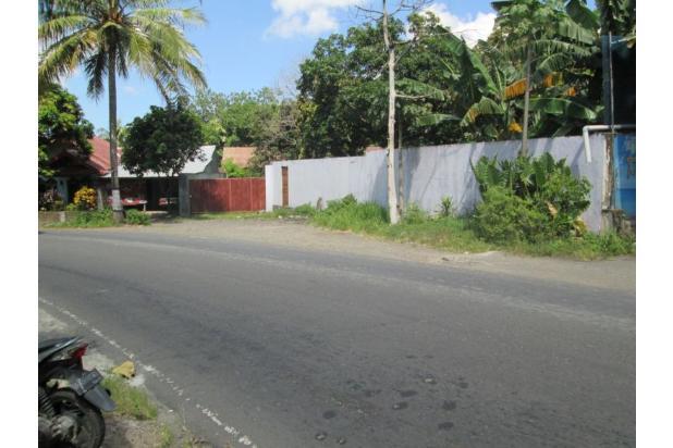 gudang siap pakai di pinggir jalan raya bengkel - lombok barat.