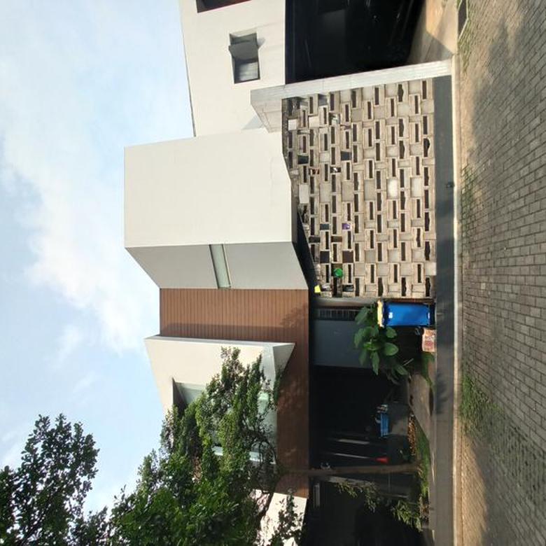 Rumah dalam Townhouse 3 Kamar Tidur dj Jagakarsa Jakarta Selatan