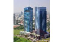 Disewa Ruang Kantor 469.09 sqm di Menara Prima 2, Mega Kuningan, Jakarta