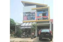 rumah kantor cantik murah BU berfungsi tempat usaha di kota Legenda  Bekasi