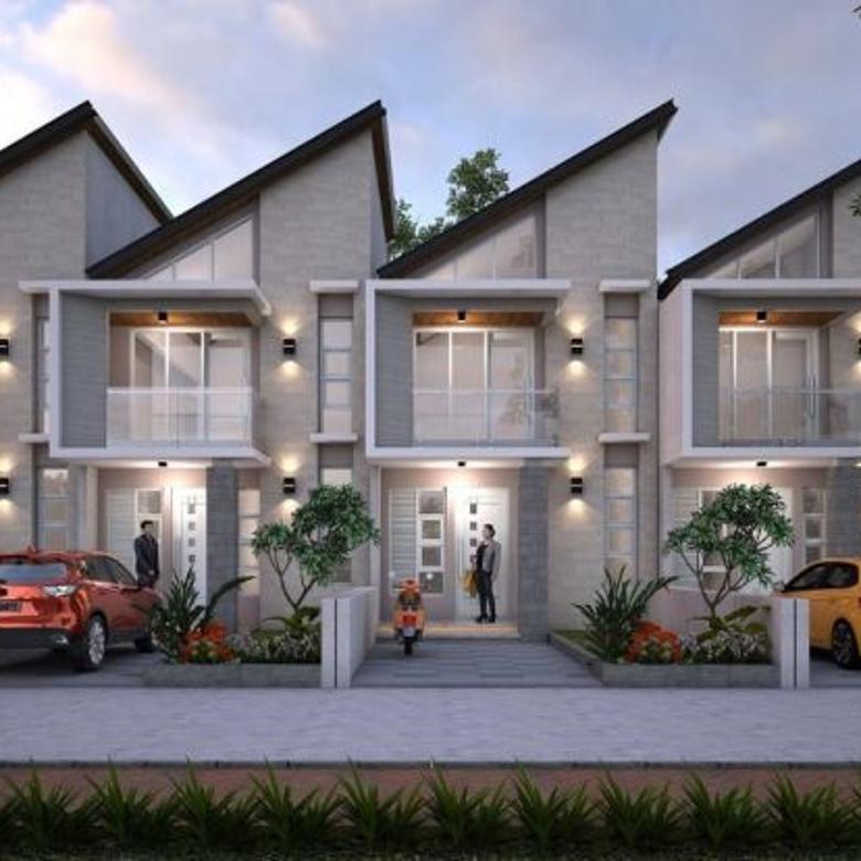 Dijual Rumah Baru & Elegan di Ciwastra Bojongsoang Bandung