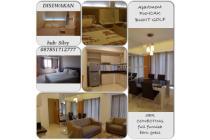 Disewakan Full Furnish Baru Gres Apartmen PBG (Puncak Bukit Golf) Surabaya