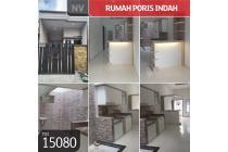 Rumah Poris Indah, Tangerang, 60 m², 2 Lt, SHM