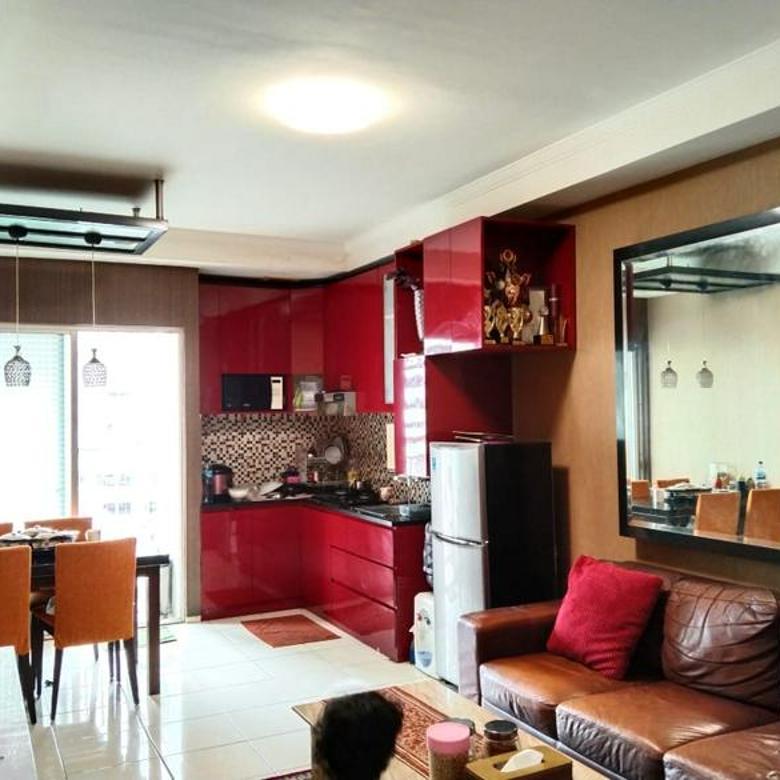 Dijual fullfurnished apartemen Mediterania garden residen 2