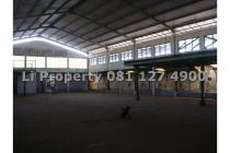 DISEWAKAN gudang Gajah, Majapahit, Semarang, Rp 110jt/th