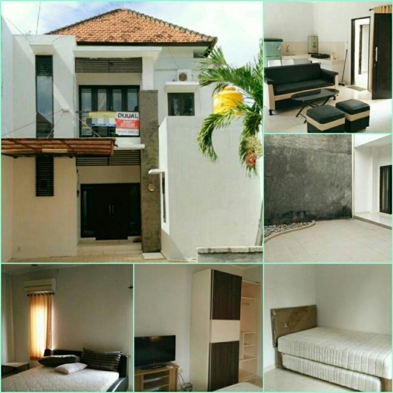 HOUSE FOR SALE or RENT, Dijual atau disewakan rumah 2 Lt di Mertasari, Dps