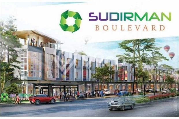 Dijual Ruko Baru Sudirman Boulevard Jababeka Residence,Cikarang 12899031
