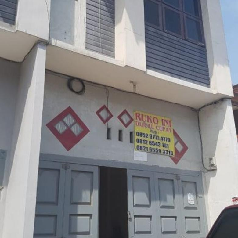 Dijual Ruko Murah Lokasi di Kraktau Medan