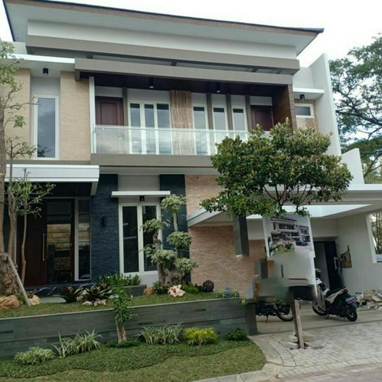 Mewah Rumah South Emerald Mansion Citraland Surabaya Barat
