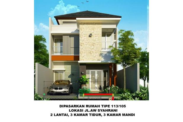 (AWS1) Dijual rumah 2 lantai 3 kamar tidur lokasi samarinda kota 21463199
