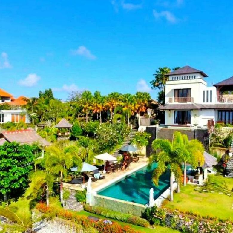 Murah Villa Full View Oke Lautan Lt 5000 di Uluwatu-Bali