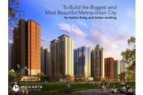 MEIKARTA Apartemen konsep modern city di Cikarang Jakarta.