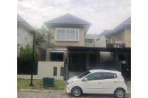 Rumah Tusuk Sate Murah! Graha Natura, full Furnished