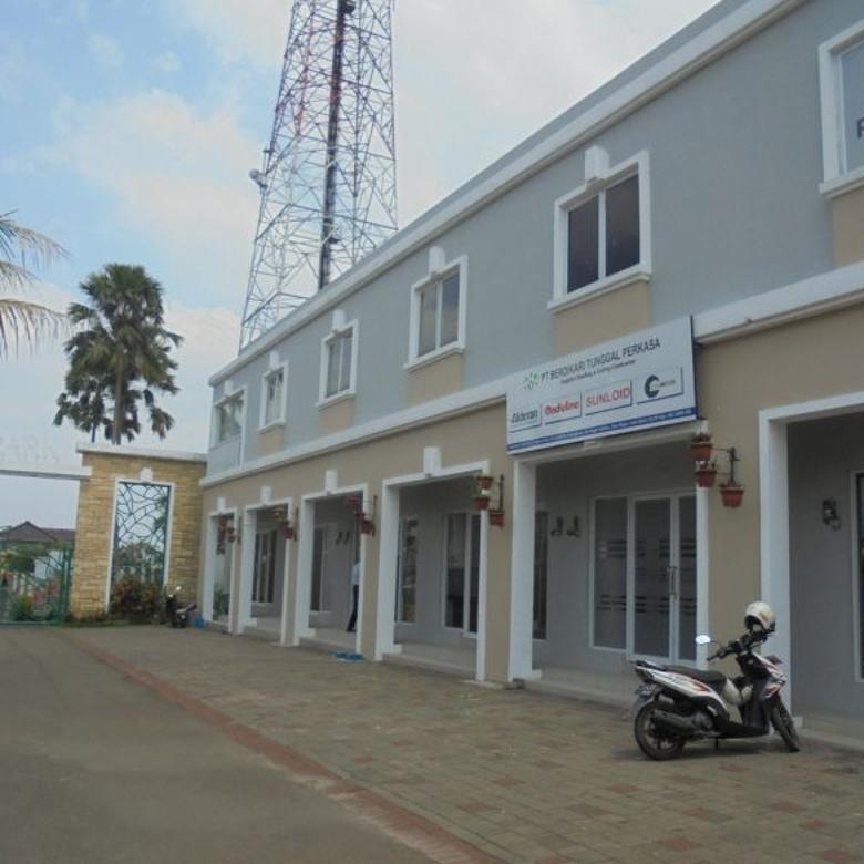 2 unit Ruko di tengah kota di Rivela Park