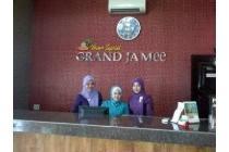 Kami Menjual Hotel Syariah Grand Jamee