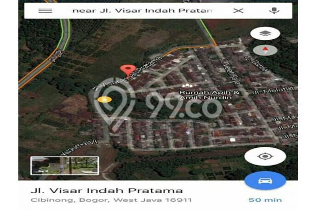 Dijual tanah di Cibinong cocok untuk cluster 1,8 Ha 12898570