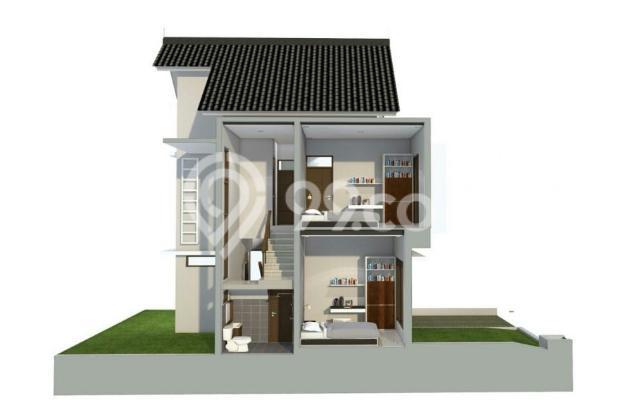 Rumah Mewah 2 Lantai di Kawasan Sejuk Bandung Utara 12397231