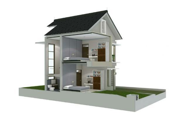 Rumah Mewah 2 Lantai di Kawasan Sejuk Bandung Utara 12397236