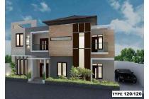Rumah Exclusive 2 Lantai  Terjangkau dan Strategis di Kota Kediri